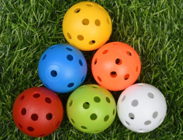 palline golf pratica