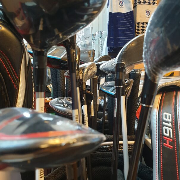 negozio golfever