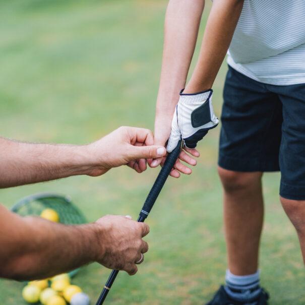 lezione golf