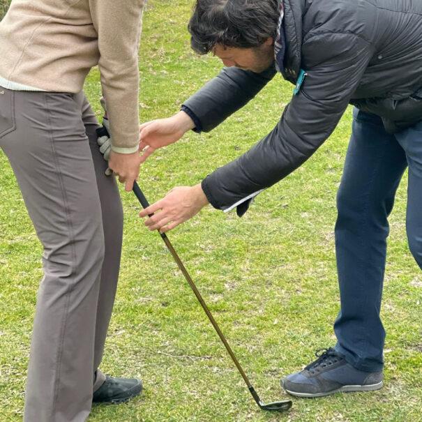 lezioni golf
